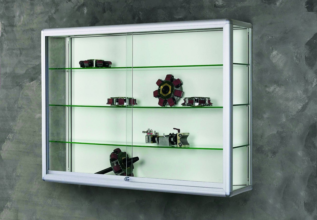 vitrine aus glas im glasvitrinen shop von. Black Bedroom Furniture Sets. Home Design Ideas